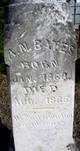 Profile photo:  A. N. Bates