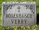 Profile photo:  Agnes <I>Rosenbush</I> Kaiser