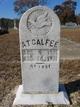 Profile photo:  A. T. Calfee