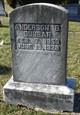 Profile photo:  Anderson B. Dunbar
