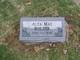 Profile photo:  Alta May <I>Heitfield</I> Bolser