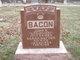 Sarah <I>Hayden</I> Bacon