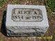 Alice A. <I>Hartson</I> Powell