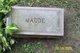 Maude <I>O'Connor</I> Powell