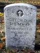 PFC Gifford H Shumway