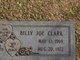 Profile photo:  Billy Joe Clark