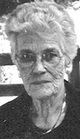 Profile photo:  Edna Mae <I>Caudill</I> Ware