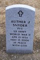 Profile photo:  Auther James Snyder