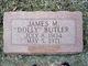 "James M. ""Dolly"" Butler"