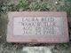 """Laura """"Wawa"""" <I>Reed</I> Butler"""