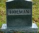 "Profile photo:  Scharles T ""Bitsy"" Holman"