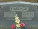 Effie Walker <I>Matlock</I> Hardage