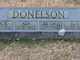 Profile photo:  Ada Mary <I>Bennett</I> Donelson