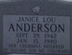 Janice Lou Anderson