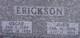 """Josephine Theoline """"Josie"""" <I>Haugen</I> Erickson"""