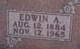 Edwin Archer Halseth