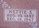"""Jonette """"Nettie"""" <I>Sveve</I> Halseth"""