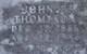John Gerhardson Thompson