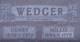 Millie Theresa <I>Steenerson</I> Wedger