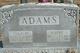 Profile photo:  Albert L. Adams