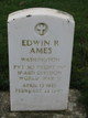 Pvt Edwin Russell Ames