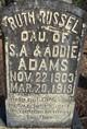 Ruth Russel Adams