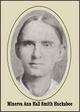 Minerva Ann <I>Hall</I> Huckabee