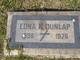 Profile photo:  Edna K. Dunlap