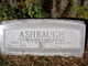 Profile photo:  John L. Ashbaugh