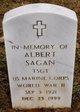 Profile photo:  Albert Sagan, Sr
