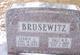 Jennie Adina <I>Knutson</I> Brusewitz