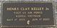 Henry Clay Kelley, Jr