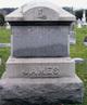 Martha Ellen <I>Paxson</I> James