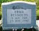 Profile photo:  Erma <I>Reynolds</I> Hicks