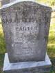 Sarah Elizabeth Carter