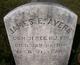 Pvt James E. Ayers