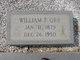 William Franklin Orr