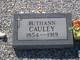 Ruthann <I>Duckworth</I> Cauley