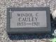 Windol C. Cauley