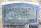 Almedia Palestine <I>Waldrip</I> Dement