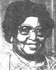 Rosie Brown Langhorn
