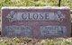 Charles W Close