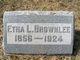 Profile photo:  Etha L. Brownlee