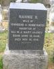 """Annie R. """"Nannie"""" <I>Janney</I> Vandevanter"""
