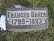 Frances Baker