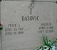 Helen R. <I>Stancic</I> Dasovic