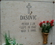 Peter J. Dasovic, Jr