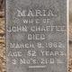 Maria <I>Colby</I> Chaffee