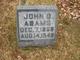 John O. Adams
