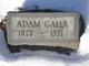 Profile photo:  Adam Gahr